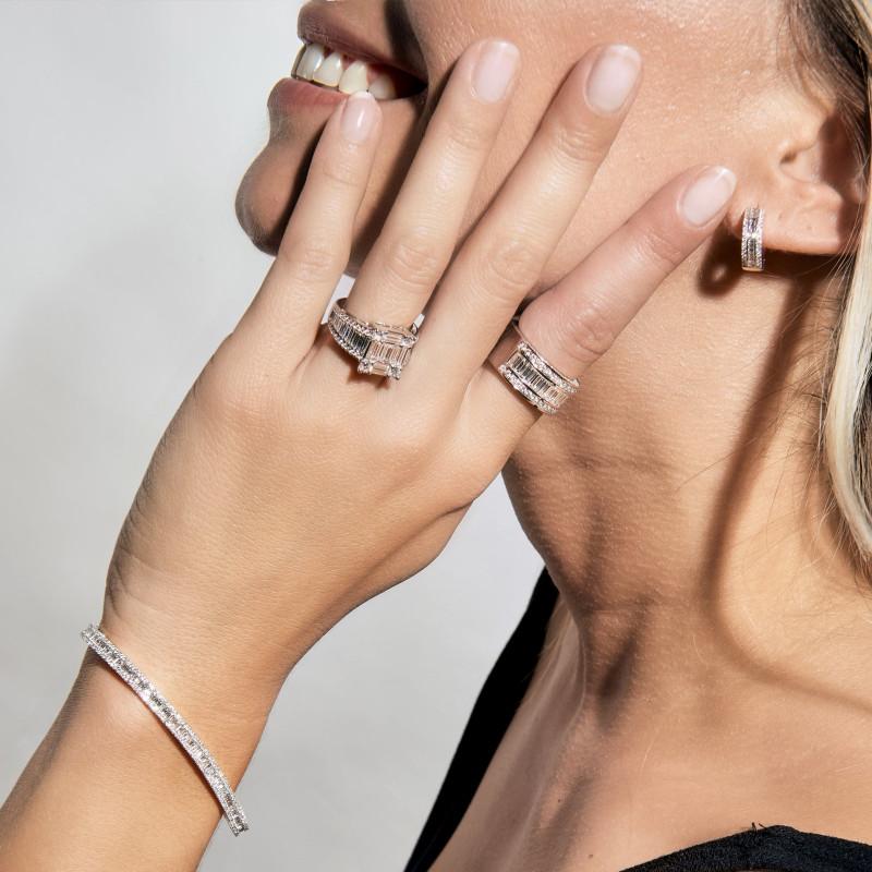 Bracelet Gigi Clozeau Bleu Bleuet